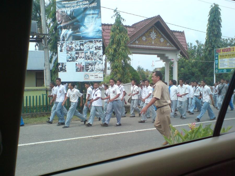 Panas, Tawuran STM vs SMA 1 Langsa | Blog Alumni STM Langsa