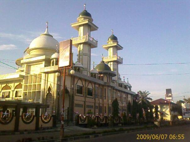 Masjid Raya Langsa