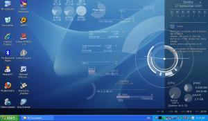 Desktop Kompi Admin