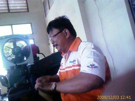 Drs. Bujang Sugiono